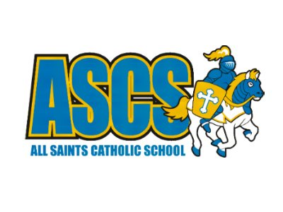 Logo For All Saints Catholic School Antigo