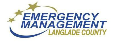 Emergency Management of Langlade County Logo
