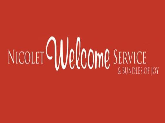 Nicolet Welcome Service Logo