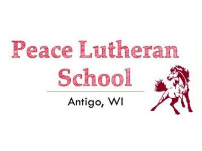 Peach Lutheran School Logo