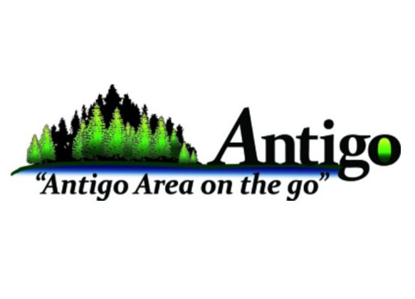City of Antigo Area on The Go Logo