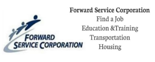 Forward Service Corporation Logo & Service List