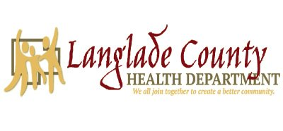 Langlade County Health Department Logo