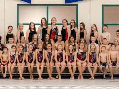 Photo of Antigo Penguins Swim Club Team