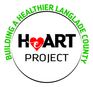 HeART PROJECT Logo Langlade County WI