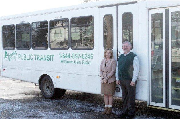 Langlade County Public Transit